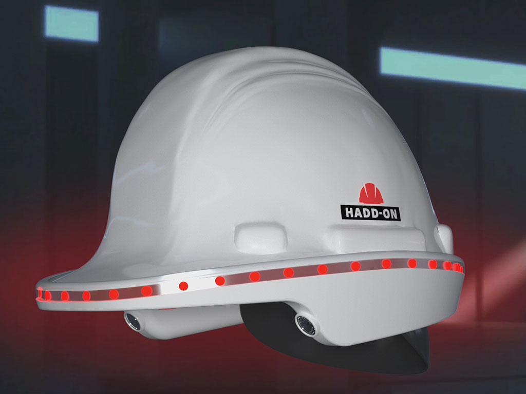 Hadd-on Smart Safety Helmet